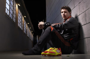 Lionel Messi for adidas