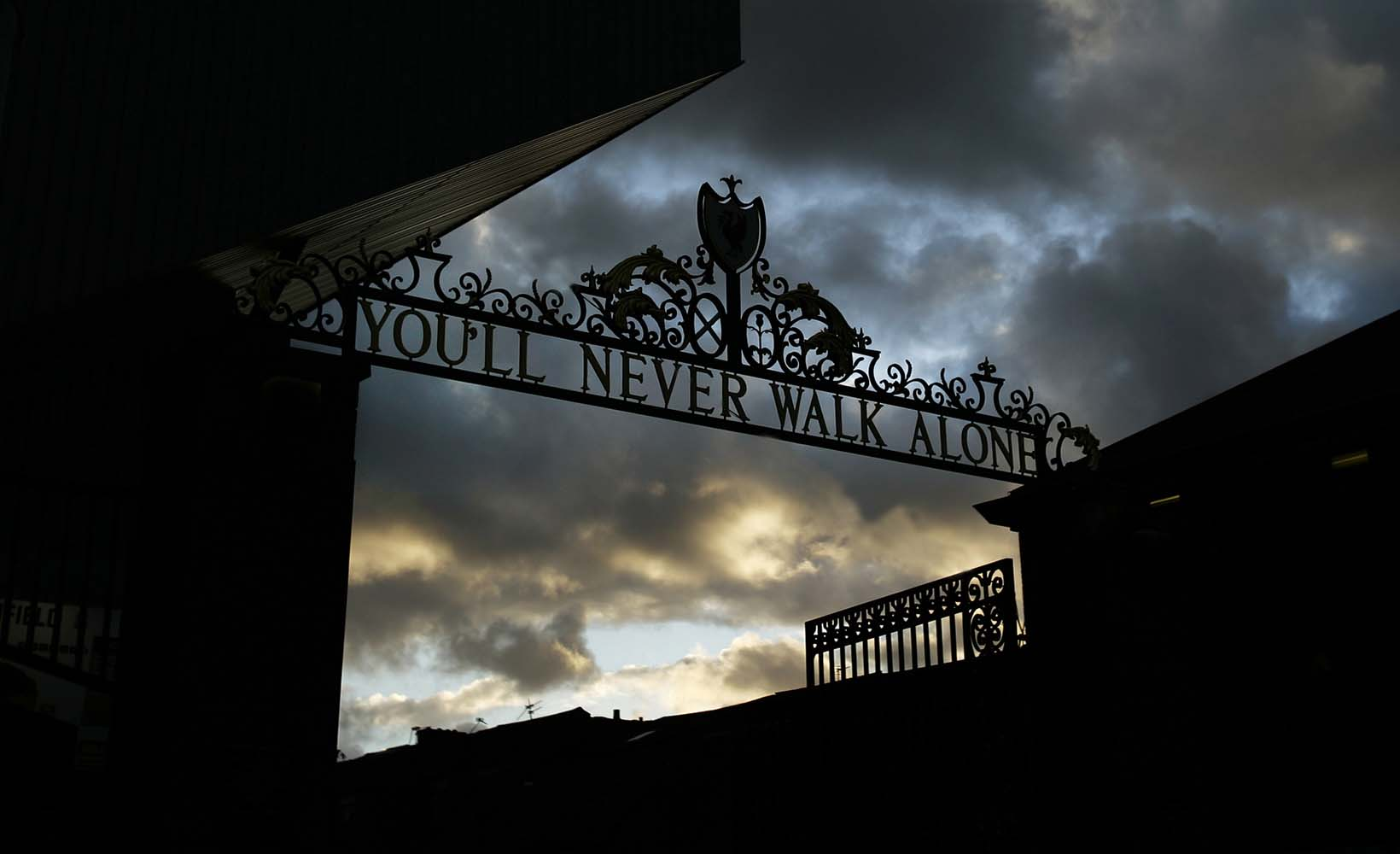 Shankly Gates - Anfield
