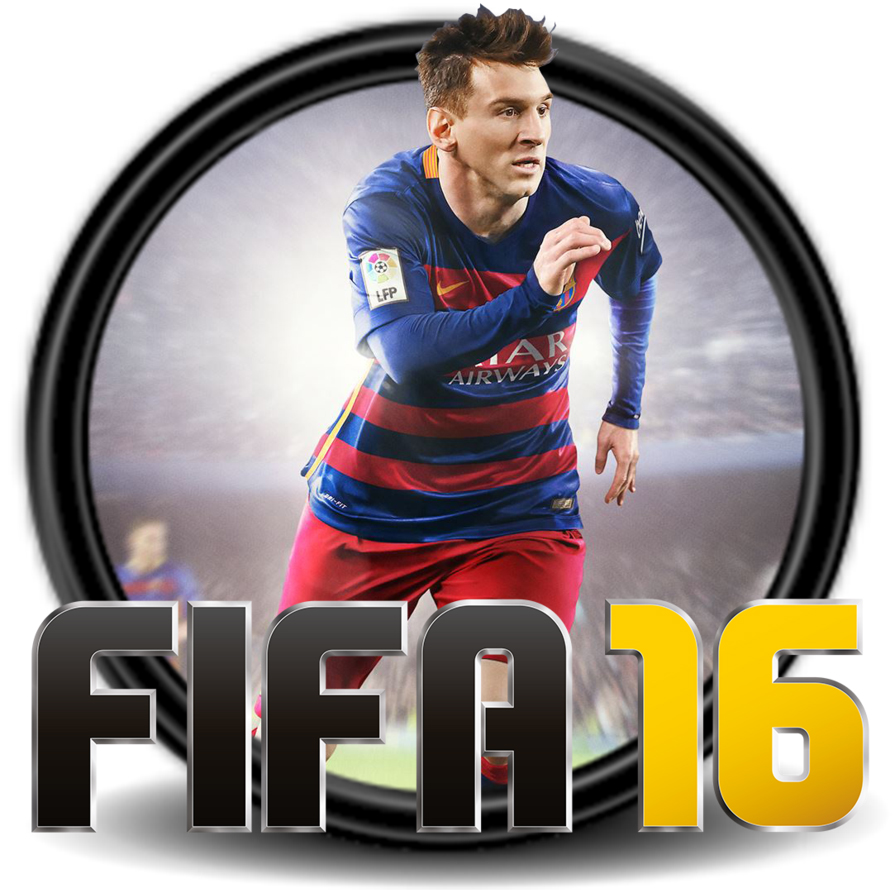 Lionel Messi for EA Sports