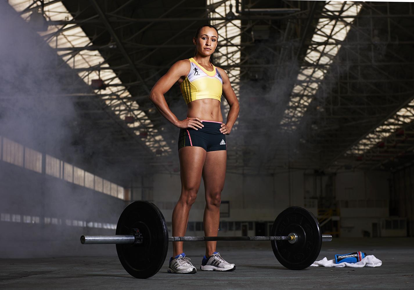 Jessica Ennis-Hill for Powerade