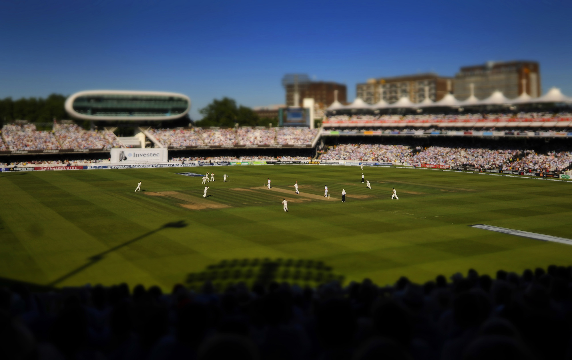 Lord's Cricket Ground for Investec