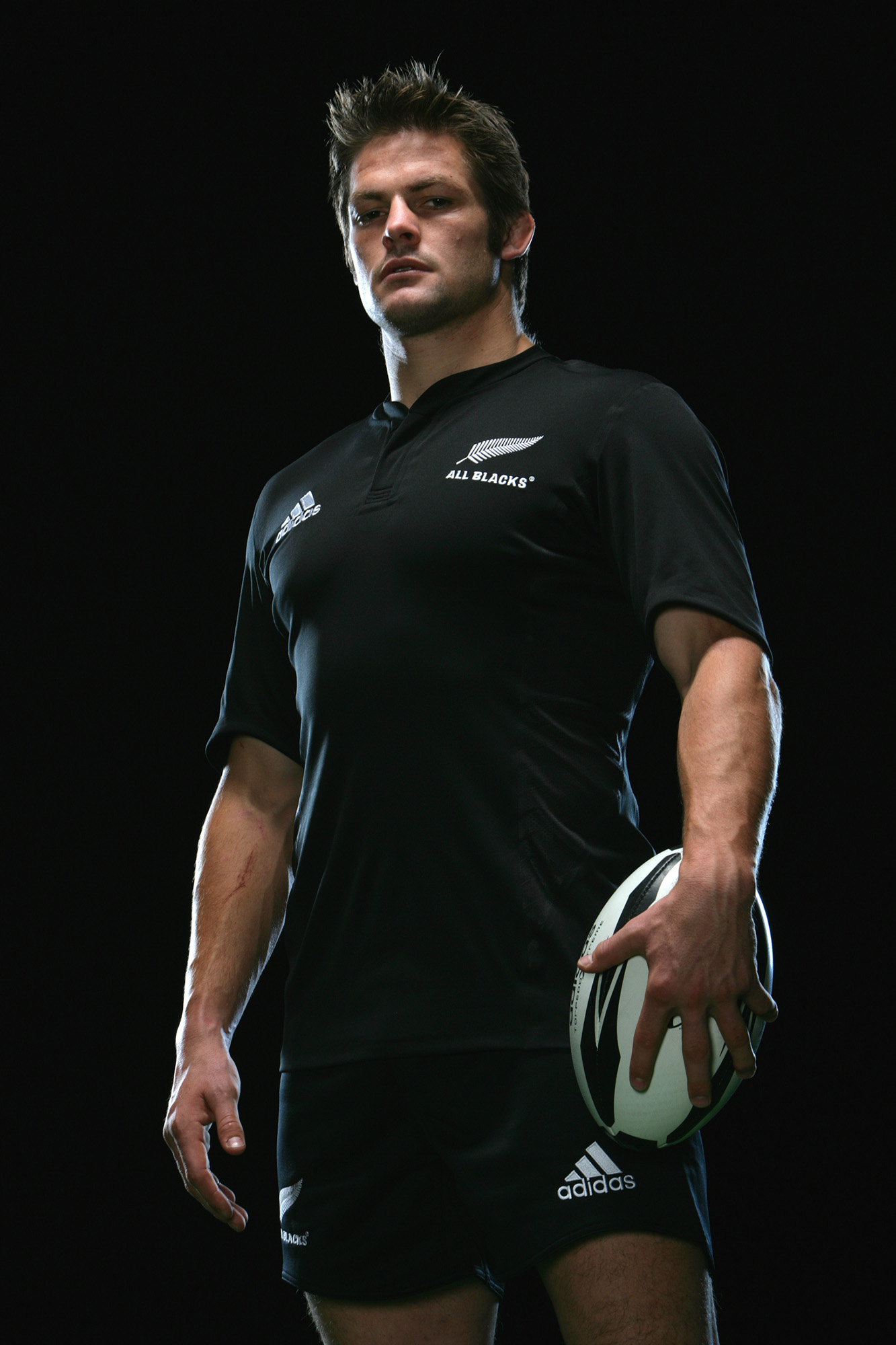 Richie McCaw for adidas